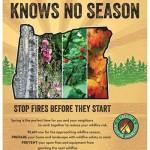 wildfire knows no season poster